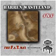 4x4 'Barren Wasteland' F.A.T. Mat Gaming Mat