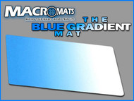 "15x30"" 'Blue Gradient' MacroMat"