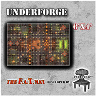 6x4 'Underforge' F.A.T. Mat Gaming Mat