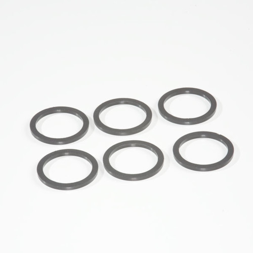 Six 40mm PP Sized Diorama Washers