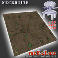 4x4 'Necrotite' Privateer Press branded F.A.T. Mat