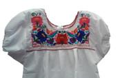 Puebla Blouse