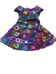 Vestido Chiapas sencillo