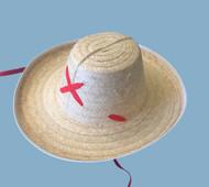 Michoacan straw hat