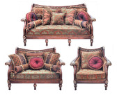 Alessandra Luxury Living Room Sofa Set