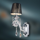 Renata Crystal Wall Lamp