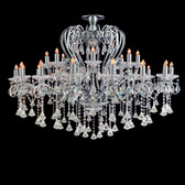 Alessia Crystal Chandelier