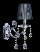 Venice Crystal Wall Lamp