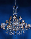 Vicenza Crystal Chandelier