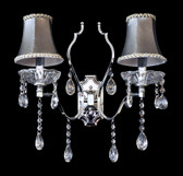 Lodi Crystal Wall Lamp