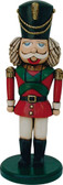 Nutcracker Statue Christmas Decor 2.5 FT