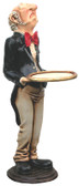 Connoisseur Waiter Statue 3FT