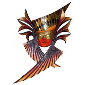 Adara Decorative Wall Mask