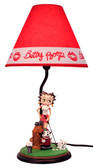 Betty Boop Golf Lamp