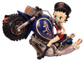 Betty Boop Piggybank Comic Chopper