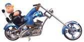 Popeye Blue Flame Chopper