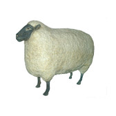 Sheep Statue - Large