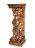 Egyptian Cat Planter