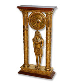 Egyptian Horus Clock
