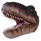 T-Rex Dinosaur Head Wall Mount
