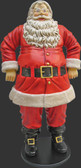 Jolly Santa Standing Christmas Decor 6FT