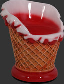 Ice Cream Chair - Strawberry
