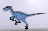 Dinosaur Deinonychus Wall Decor Statue