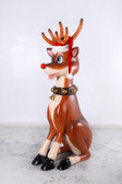 Rudolph Christmas Reindeer 7 FT
