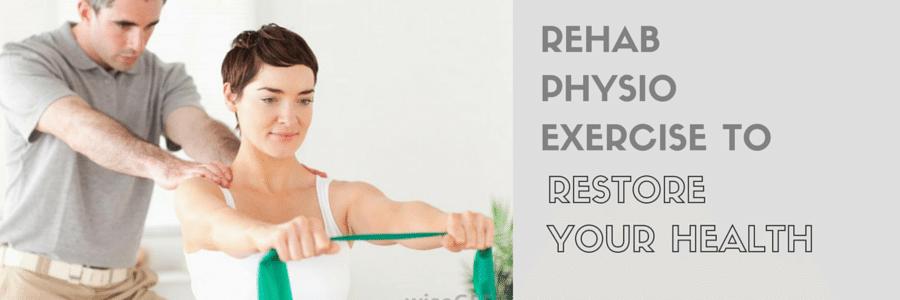 Rehab Physio equipment