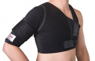 Donjoy Sully Shoulder Brace provides shoulder immobilization and controlled range of motion.
