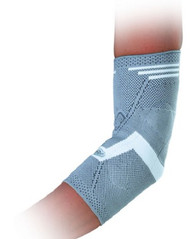 DonJoy Condilax Elastic Elbow Support  is suitable for use during recovery after elbow surgery.