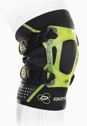 DonJoy Performance Webtech Short Knee Brace stabilizes the patella to ensure proper tracking