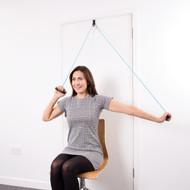 Donjoy Shoulder Pulley ideal for shoulder injuries rehab exercises.
