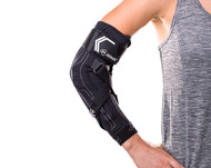 DonJoy Performance Bionic Elbow Brace provides ultimate elbow stability and protection.