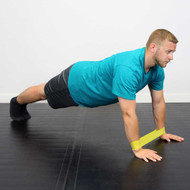 Cando Resistance Band Exercise Loops - for development of specific muscles and tendons