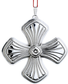 Reed & Barton Annual Cross Ornament 2014
