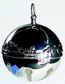 Wallace Annual Sleigh Bell Ornament 2002