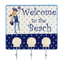 Gorham Merry Go Round She Sells Seashells Welcome To The Beach sign