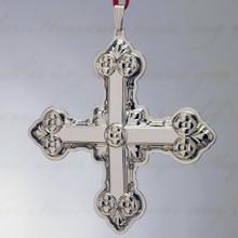 Reed & Barton Annual Cross Ornament 2007