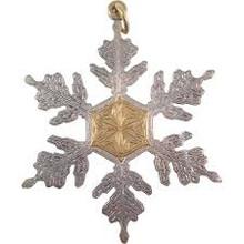 Buccellati Annual Ornament 1995 - Snowflake
