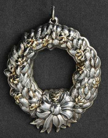 Buccellati Annual Ornament 1991 - Wreath