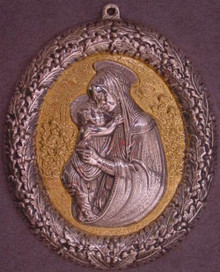 Buccellati Annual Ornament 2009 - Madonna and Child