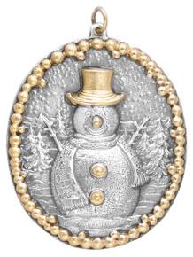 Buccellati Annual Ornament 2013 - Snowman