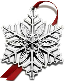 Gorham Annual Snowflake Ornament 2012