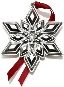 Gorham Annual Snowflake Ornament 2013