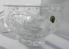 "Waterford Killarney Blank Panel 8"" Bowl"