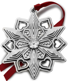 Gorham Annual Snowflake Ornament 2015