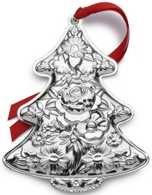 Kirk Stieff Annual Repousse Ornament 2015