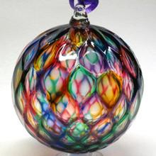 Tazza Rainbow Pineapple Texture Ball Ornament
