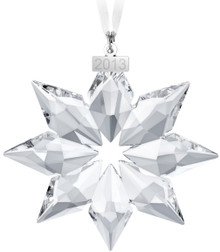 Swarovski Annual Large Snowflake Ornament 2013